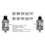 Aspire Tigon 3.5ml 24.5mm